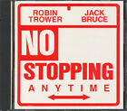 Robin Trower & Jack Bruce - No Stopping Anytime CD **BRAND NEW/STILL SEALED**