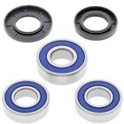 Gas-Gas MC125 2001-2002 Rear Wheel Bearings And Seals