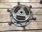industrial steampunk cast iron gear sprocket lamp base project