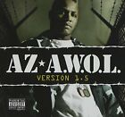 AZ - Awol: Version 1.5 - CD - **BRAND NEW/STILL SEALED** - RARE