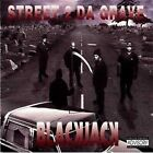BLACK JACK - Street To Da Grave - CD - **BRAND NEW/STILL SEALED** - RARE