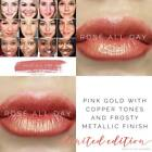 LIPSENSE Limited Ed. Rose All Day, Giddy Up, Be Mine, Rustic Brown ShadowSense