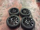 SKODA FABIA VRS ALLOY WHEELS X 4