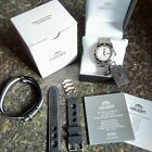Orient Mako USA II - White Dial - VERY Clean - Extra Straps - No Reserve