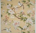EISENHART VINTAGE WALLPAPER 1970s RETRO FLORAL & BIRDS 4 BIG DOUBLE ROLLS 300ft