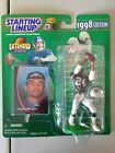 LOT OF (2) 1998 CHARLES WOODSON STARTING LINEUP EXTENDED SERIES OAKLAND RAIDERS