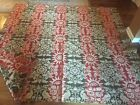 Antique Colonial Coverlet