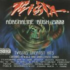 TWISTA - Adrenaline Rush 2000: Hits - CD - Collector's Edition - Mint Condition