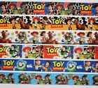 6 yards Mixed lot Toy Story Inspired Grosgrain 1 and 7 8 Ribbon