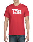 TAB DIET COLA SODA T-SHIRT, MANY COLORS TO PICK FROM