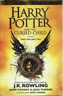 Harry Potter And The Cursed Child by Rowling JK Book Hard Cover Fantasy