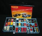 LMAS Matchbox Collectors Case and Matchbox Diecast Cars 36