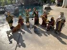 Christmas Nativity Set Scene Figures Polyresin Figurines Baby Jesus 12 PIECE SET