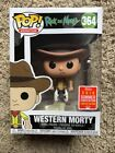 FUNKO POP RICK & MORTY WESTERN MORTY SDCC 2018 SHARED CONVENTION EXCLUSIVE