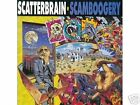 SCATTERBRAIN - Scamboogery - CD - **BRAND NEW/STILL SEALED**