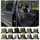 Coverking Mossy Oak Camo Custom Fit Seat Covers For Jeep Renegade