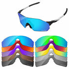 PapaViva POLARIZED ETCHED Replacement Lenses For Oakley EVZero Pitch OO9383