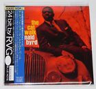 DONALD BYRD / The Cat Walk JAPAN Mini LP BLUE NOTE CD w/OBI TOCJ-9214