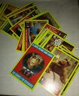 1987 Topps Non-Sport ~80's TV Star~ALF *Complete Set~69 Cards! Near Mint (NM)