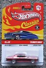 NIP 1 64 DIECAST HOT WHEELS 70 MONTE CARLO 13 SERIES 5 L1684 ERROR REDLINE