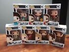 FUNKO POP TELEVISION FRIENDS SET OF 7 W MONICA CHASE NEW VINYL FIGURES