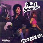 BLUES SARACENO - Never Look Back - CD - **Mint Condition** - RARE