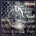THE DAVID NEIL CLINE BAND - A PIECE OF HISTORY BEST OF CD