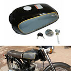6L Fuel Gas tank Cap For Honda Benly CD50 CD70 Jialing 70 Retro Cafe Racer