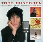 TODD RUNDGREN - A Cappella/nearly Human/second Wind - 2 CD - Import - SEALED/NEW