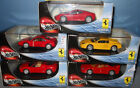 Lot of 5 100 HOT WHEELS 1 43 Scale Dieast Ferraris NISB