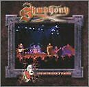 SYMPHONY X - Live On Edge Of Forever - CD - Live - **Excellent Condition**