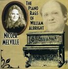 NICOLA MELVILLE - Piano Rags - CD - **BRAND NEW/STILL SEALED**