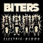 BITERS - Electric Blood - CD - **BRAND NEW/STILL SEALED**