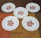 Set of 5 Fire King Oven Ware Primrose 7.25