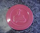 ReTiReD Fiesta HoLiDaY *ROSE* pink dancing lady *TRIVET*  New