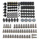 For Suzuki GSR 400 600 750 1000 Steel Complete Fairing Bolt Kit Bodywork Screws