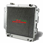 CU2101 ALUMINUM RADIATOR FOR 87 06 JEEP WRANGLER YJ TJ Off Road 20 wide