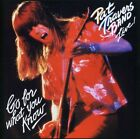 Pat Travers - Live! Go For What You Know (CD Used Very Good)