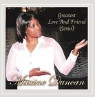 MAXINE DUNCAN - Greatest Love And Friend (jesus) - CD - **NEW/ STILL SEALED**