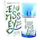 Issey Miyake L'eau D'issey Pour Homme Summer 2018 For Men 4.2 oz Edt Spray NEW