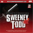 Songs From Sweeney Todd (accompaniment 2- Set) - 2 CD - *NEW/STILL SEALED*