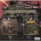 SUFFOCATION - Effigy Of Forgotten / Pierced From Within - 2 CD - **Mint** - RARE