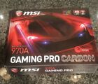 Msi 970A MotherBoard Gaming Pro Carbon AMD 970 + SB950 AM3+ 4DDR3