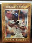1991 DONRUSS ANDRE DAWSON ELITE SERIES CARD #02086 OF 10,000, #4 IN SERIES