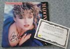 MADONNA Into The Groove ANGEL 2-CUT MAXI SINGLE AUTHENTIC SIGNED LP RECORD