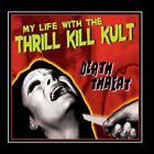 MY LIFE WITH THRILL KILL KULT - Death Threat - CD - *BRAND NEW/STILL SEALED*