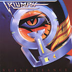 Triumph - Surveillance (CD Used Very Good)