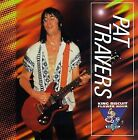 PAT TRAVERS - King Biscuit Flower Hour Presents In Concert - CD - Live - **NEW**