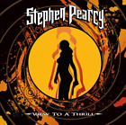 Stephen Pearcy View To A Thrill Audio CD NEW