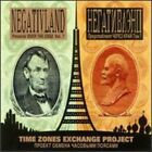 NEGATIVLAND - Over Edge 7: Time Zones Exchange Project - CD - **SEALED/ NEW**